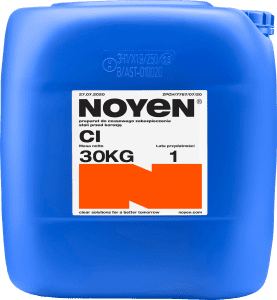 CI NOYEN 30 KG preparat do czasowego zabezpieczenia stali przed korozją w niebieskim kanistrze