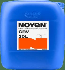 CRV NOYEN 30l preparat tribologiczno - antykorozyjny do impregnacji w niebieskim kanistrze