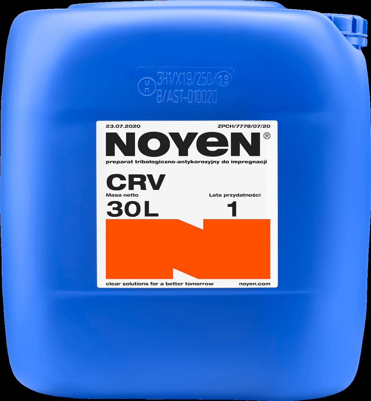 CRV NOYEN - 30l preparat tibologiczno - antykorozyjny do impregnacji w niebieskim kanistrze