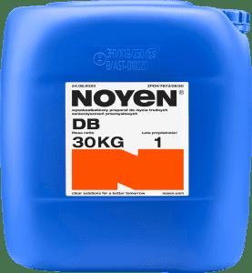 DB NOYEN 30KG wysokoalkaiczny preparat do mycia trudnych zanieczyszczeń przemysłowych w niebieskim kanistrze