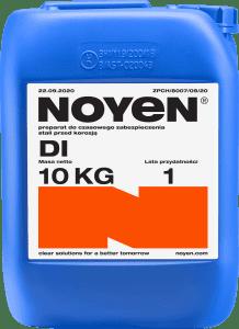 DI NOYEN 10 KG preparat do czasowego zabezpieczenia stali przed korozją w niebieskim kanistrze