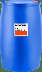 FS NOYEN 200 KG silny preparat do chemicznego usuwania tlenków metali w niebieskiej beczce