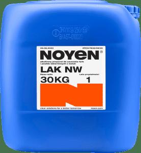 LAK NW NOYEN 30 KG alkaliczny preparat do usuwania farb i powłok lakierniczych z metali w niebieskim kanistrze