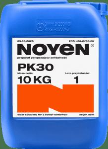 PK 30 NOYEN 10 KG preparat polepszający zwilżalność w niebieskim kanistrze